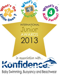 What's On For Little Ones Awards
